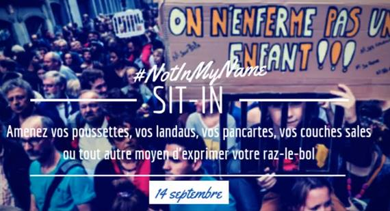 not in my name 14 sept