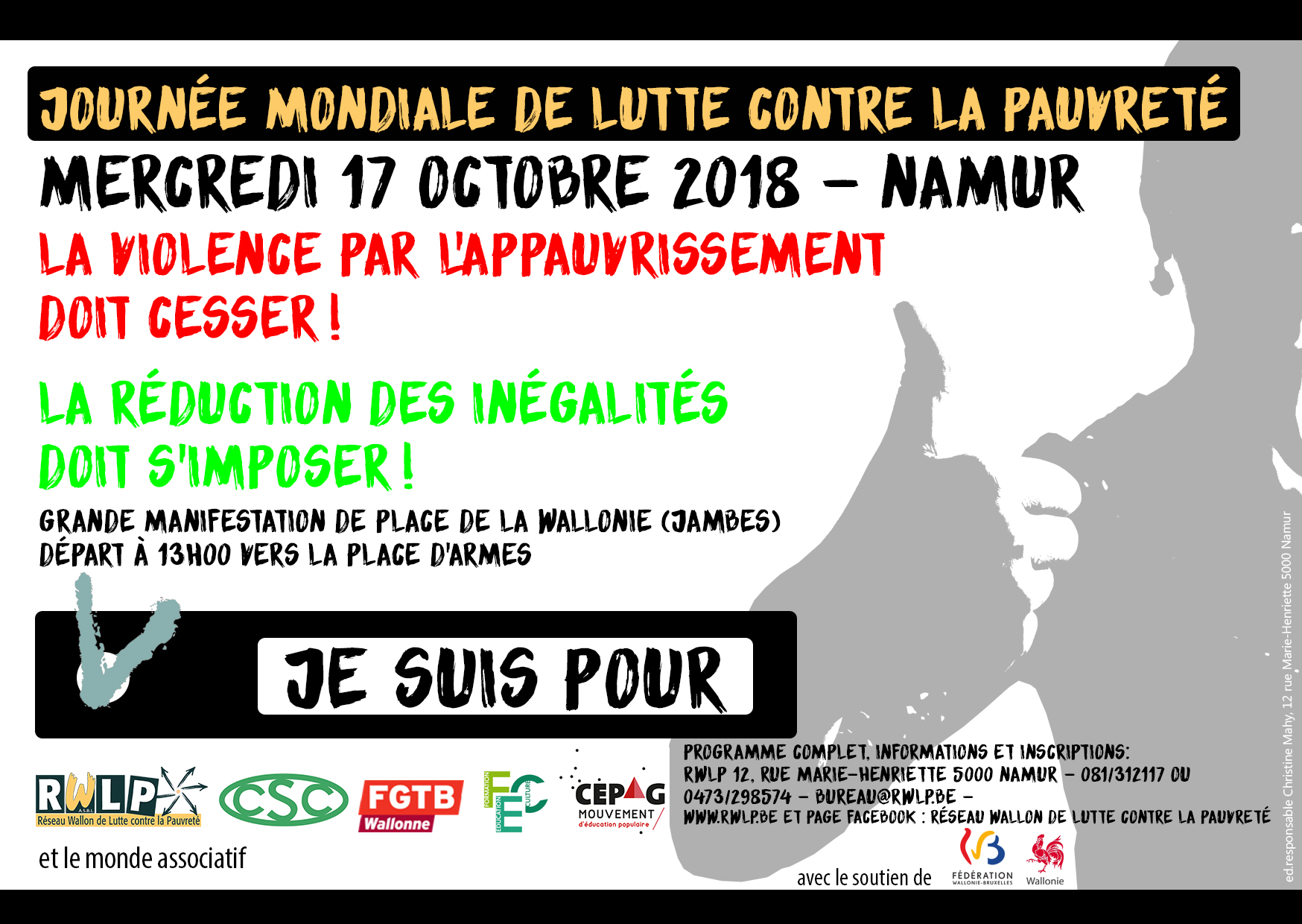 tract manif